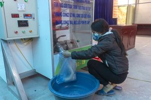 ATM gạo lưu động tiếp tục đến với gần 800 hộ nghèo ở Bảo Yên