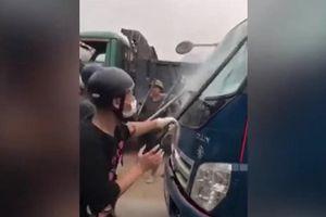 Khởi tố 9 bị can liên quan vụ tranh chấp đất đai tại Lương Sơn