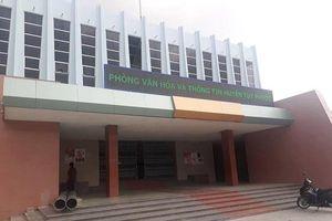 Bình Định: Đề xuất tạm đình chỉ công tác giám đốc trung tâm tự ý bán chuông đồng