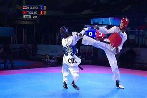 Hồ Thị Kim Ngân - 'Chân dài' đặc biệt của Taekwondo Việt Nam