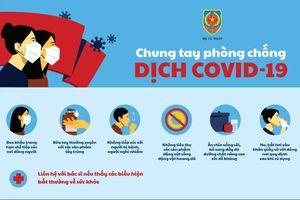 Tư pháp Ninh Bình tăng cường các hoạt động phòng, chống Covid-19