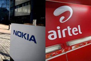 Tập đoàn viễn thông Airtel ký thỏa thuận hợp tác 1 tỷ USD với Nokia