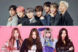 Soán ngôi Black Pink, BTS dẫn đầu top 40 ngôi sao quyền lực nhất năm 2020