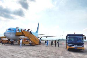 Sân bay Vân Đồn đón 340 chuyên gia Hàn Quốc