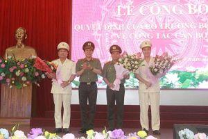 Đại tá Phạm Đăng Khoa giữ chức Giám đốc Công an tỉnh Hưng Yên