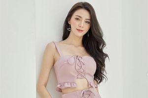 Ngẩn ngơ nhan sắc của bông hồng lai Thái Lan - Thụy Sỹ