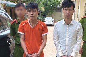 Thủ đoạn tinh vi của đôi trai trẻ lừa lấy xe máy mang đi cầm đồ ở Thanh Hóa