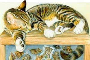 Bài học kinh điển trong truyện ngụ ngôn Đeo lục lạc cho mèo