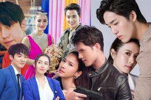 5 cặp đôi 'phi công trẻ lái máy bay bà già' mới trên màn ảnh Thái Lan năm 2020 - 2021