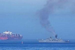 Anh đã cố gắng bắt giữ một tàu Nga nhưng...bất thành