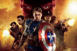 Những chiếc khiên Captain America qua từng thời kỳ của MCU