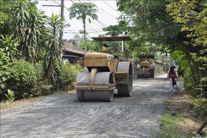 Sức sống mới trên vùng cứ địa và vành đai lửa cửa ngõ Tây Nam Sài Gòn - Bài cuối: Xây dựng nông thôn mới trên quê hương cách mạng