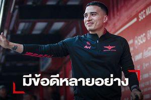 Cầu thủ gốc Việt nhận mình là hậu vệ hay nhất Thái Lan 10 năm qua
