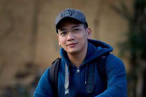 Ảnh chụp Cầu Vàng Đà Nẵng chiến thắng Giải thưởng Kiến trúc toàn cầu năm 2020