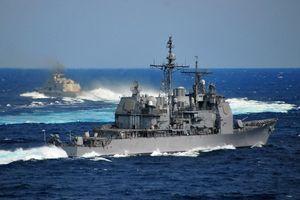 Quân đội Mỹ liên tiếp thách thức Trung Quốc trên Biển Đông
