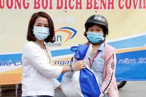 Masan Consumer trao tặng 10.000 phần quà cho công nhân các KCN tại TP. Hồ Chí Minh