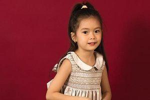 Những nhóc tỳ con lai cực đáng yêu nhà sao Việt 'gây bão' trên mạng xã hội