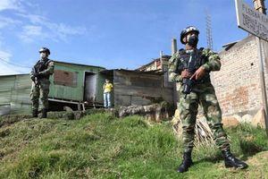 Hơn 10 quan chức quân đội Colombia bị bãi nhiệm trong scandal theo dõi bất hợp pháp