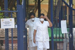 Ấn Độ: Hơn 100 cảnh sát dự bị dương tính với virus SARS-CoV-2
