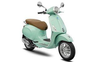 Bảng giá xe Vespa tháng 5/2020: Thêm 2 sản phẩm mới