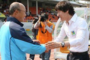 Báo Indonesia: 'HLV Park Hang Seo đã đánh bại Shin Tae Yong'