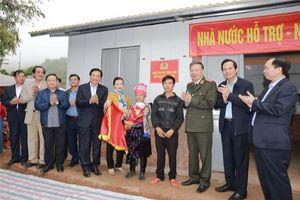 Đồng bào dân tộc huyện Mường Nhé, Điện Biên gửi thư cảm ơn Bộ trưởng Bộ Công an