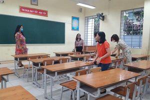 Quận Hoàng Mai: Đảm bảo an toàn để đón học sinh tới trường