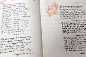 Âm vang đại thắng trong cuốn nhật ký bằng thơ