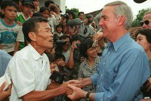 Những cựu binh Mỹ tích cực thúc đẩy bình thường hóa quan hệ Việt - Mỹ