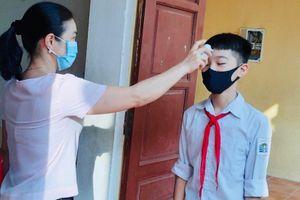 Hà Nội: Chia, tách lớp, đảm bảo giãn cách trong ngày đầu học sinh trở lại trường