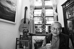 Nghệ sĩ in sách ở tuổi 80