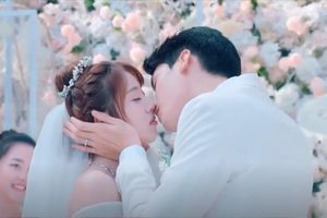 Tập đặc biệt 'Gửi thời thanh xuân mỹ mãn ngọt ngào của chúng ta': Tiệc cưới và đêm động phòng cực chất của Cung Tuấn và Nhân Ngữ