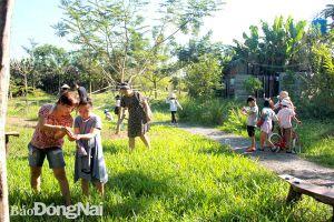 Xây dựng nông thôn mới gắn với phát triển du lịch