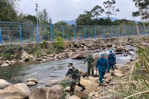 Đồn BP Cửa khẩu Hoành Mô: Bảo vệ chặt chẽ biên giới