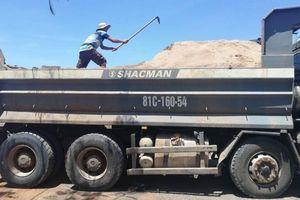 Gia Lai: Dồn lực xử lý xe quá tải ở Chư Sê