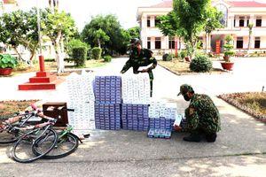 Bộ đội Biên phòng tỉnh An Giang liên tiếp bắt giữ hai vụ buôn lậu trong đêm