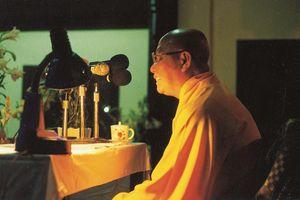 Thiền sư Thích Thanh Từ giảng 'Tuệ giác của Đức Phật'