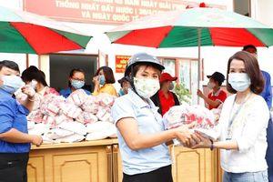 Masan Consumer tặng 10.000 phần quà cho công nhân ở TP.HCM