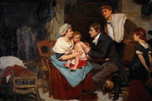 Người đầu tiên tìm ra vaccine lấy con trai làm bệnh nhân thử nghiệm