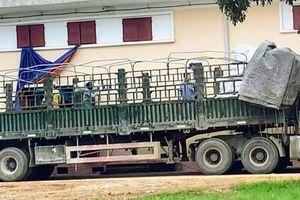 Thanh Hóa: 'Xuất' gạo dự trữ ra ngoài ngay trước thời điểm thanh tra