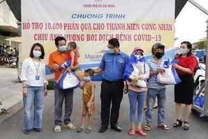 Masan Consumer tặng 10.000 phần quà cho công nhân các khu công nghiệp tại TP.HCM