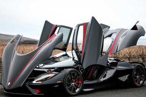 Mẫu siêu xe khủng này mất 10 năm chỉ để chờ ngày lật đổ Bugatti Chiron