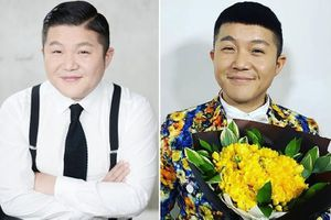 MC bị ghét ở Hàn Quốc trông khác lạ sau khi giảm 10 kg