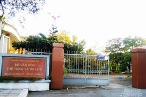 Hàng loạt cơ quan chuyên môn cấp tỉnh, huyện ở Quảng Trị tạm dừng sáp nhập