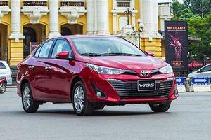 Toyota Vios giảm 25 triệu tại Việt Nam, 'đấu' Hyundai Accent