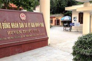 Thanh Hóa: Xã là 'con nợ', huyện dọa kiện ra tòa