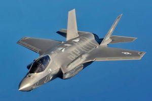 Siêu chiến đấu cơ F-35 của Mỹ 'sợ' 5G của Huawei Trung Quốc?