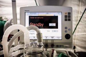 Mỹ cung cấp máy thở hỗ trợ Mexico điều trị bệnh nhân mắc COVID-19