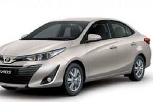 Giá Toyota Vios 'hạ nhiệt', cạnh tranh cùng đối thủ Honda City