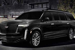 Khám phá xế độc Cadillac Escalade 2021 lai Limousine có giá từ 5,8 tỷ đồng